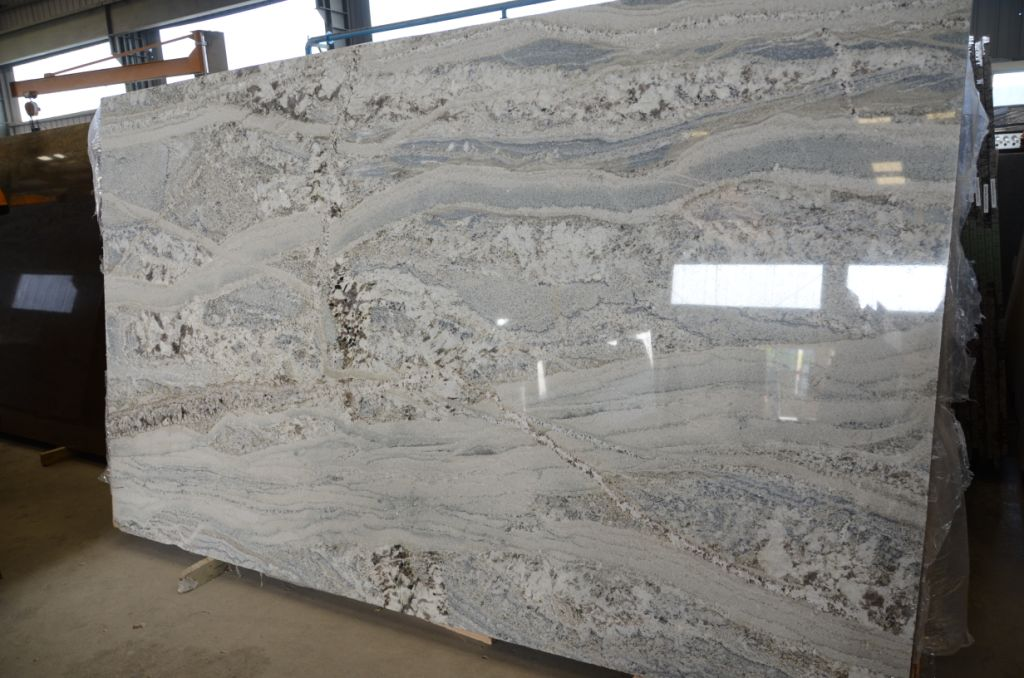 Monte Cristo Granite Indian Polished Granite Slabs