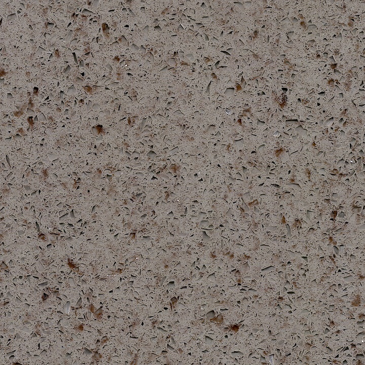 Multicolor Sparkle Engineered Quartz Stone Slabs
