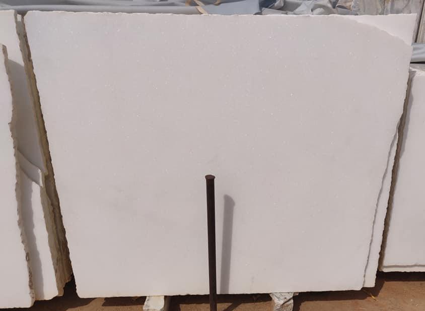 Makrana White Marble Slabs