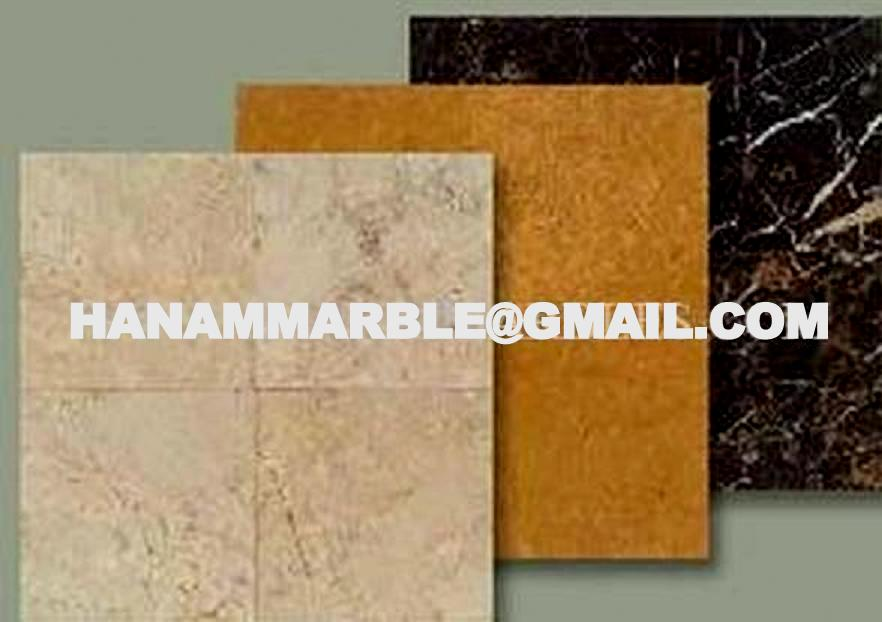 Yellow Marble Tiles