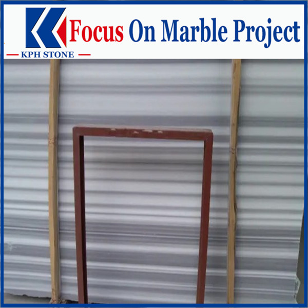 Marmama white marble for decoration