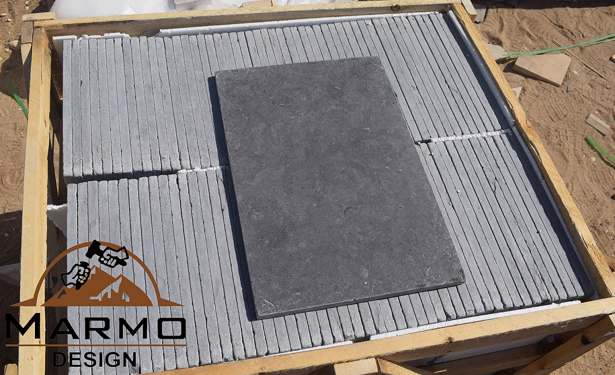Egyptian Melly Grey Dark Marble Tiles