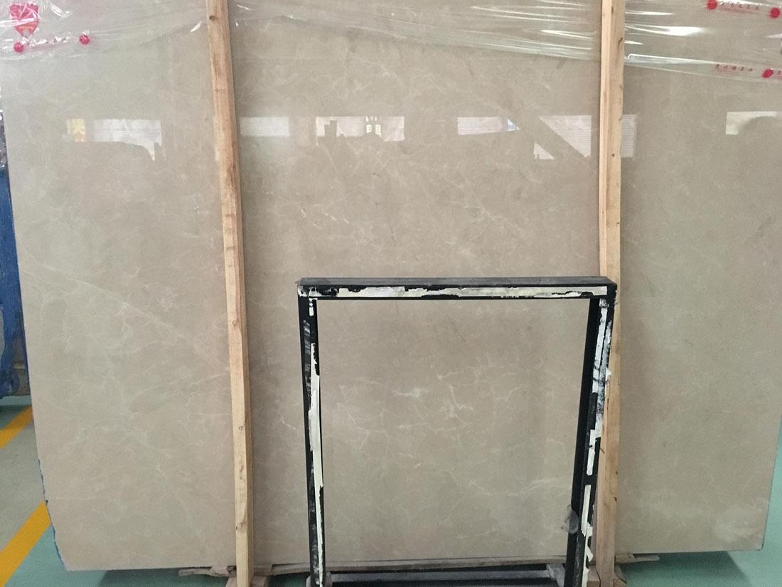 Mila Beige Marble Tiles & Slabs  Beige Polished Marble Tiles For Floor