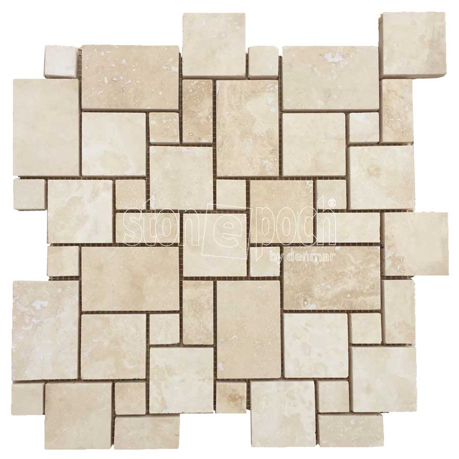 MINI VERSAILLES CLASSIC TRAVERTINE