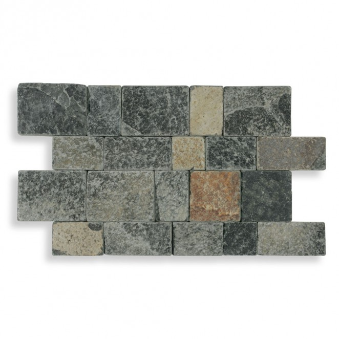 Bali Mix Verci Slate Cladding Stone