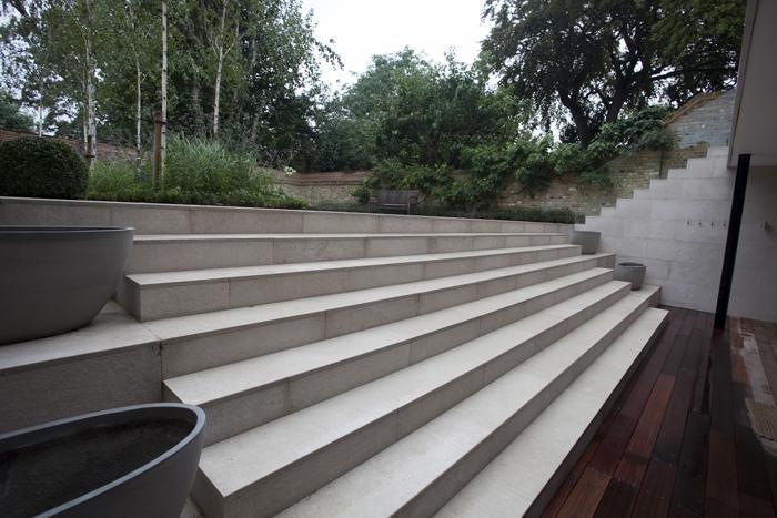 Moleanos Exterior Stairs