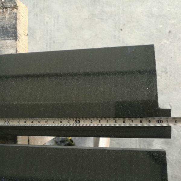 Black Granite Threshold from China