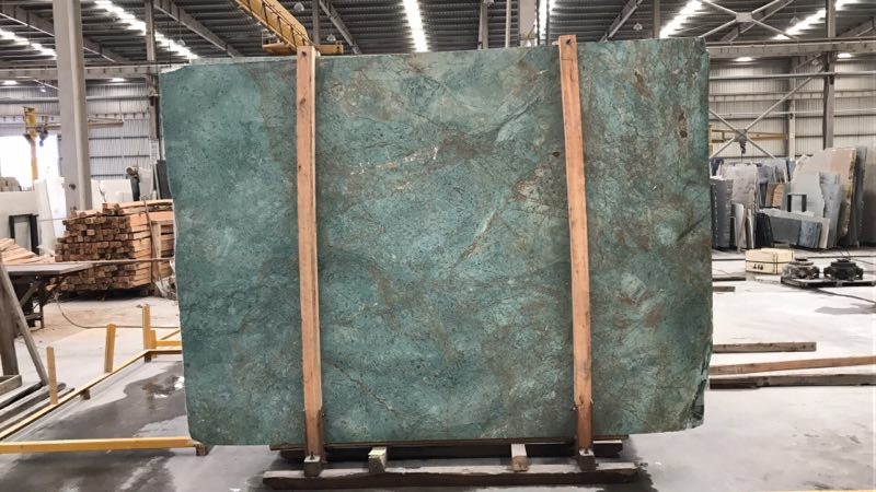 Montage Green Granite Slab