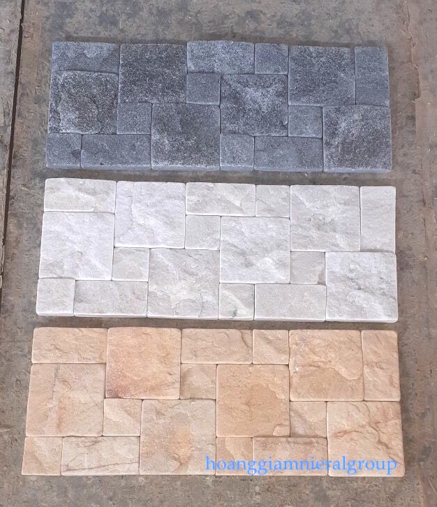 Cladding marble