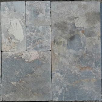 Frog Skin Antiqued Marble Paving Stone Road Stone Garden Stone
