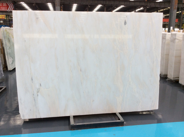 Bianco Rhino White Marble Mystery White Marble