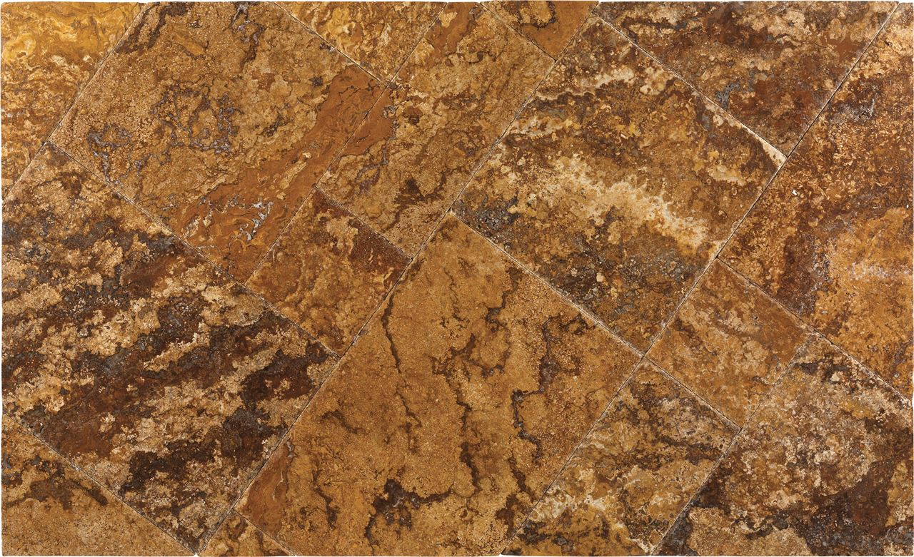 Mystic Travertine Tile  CC