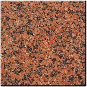 Tian red granite