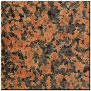 Guilin red granite