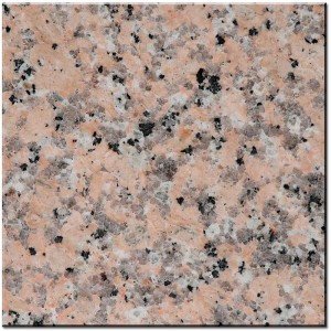 Pink diamond granite