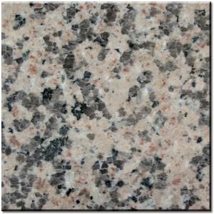 Pink seasame granite