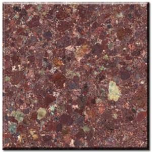 Ocean red granite