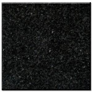 Baltic black granite