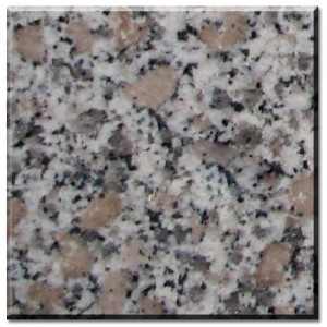 San flower granite