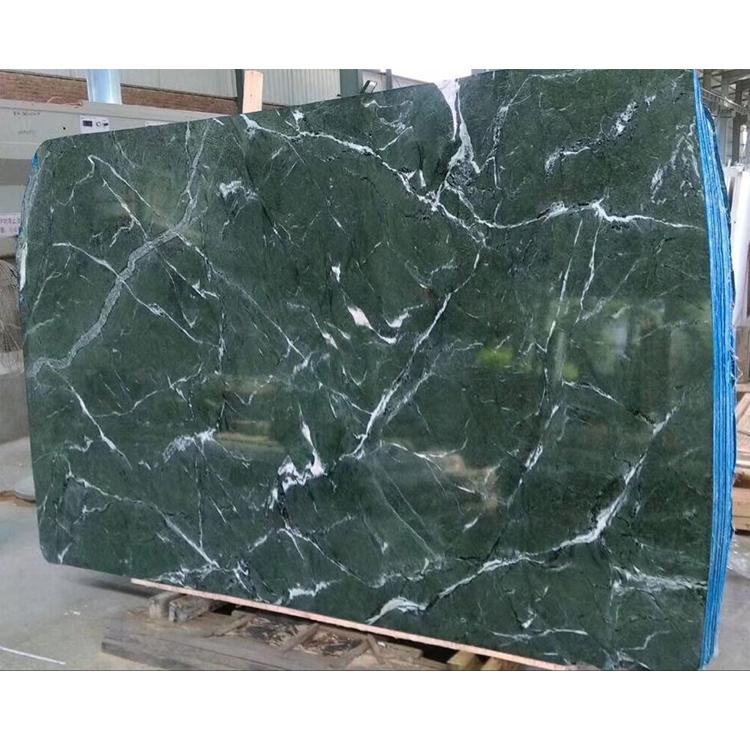 Natural Beautiful Exotic Green Marble