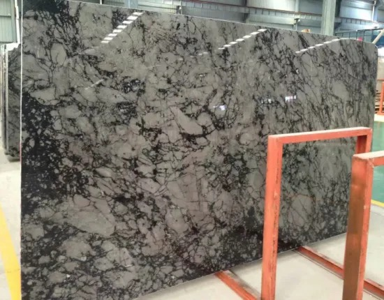 Nice Price Gris Barcelona Grey Marble Slab