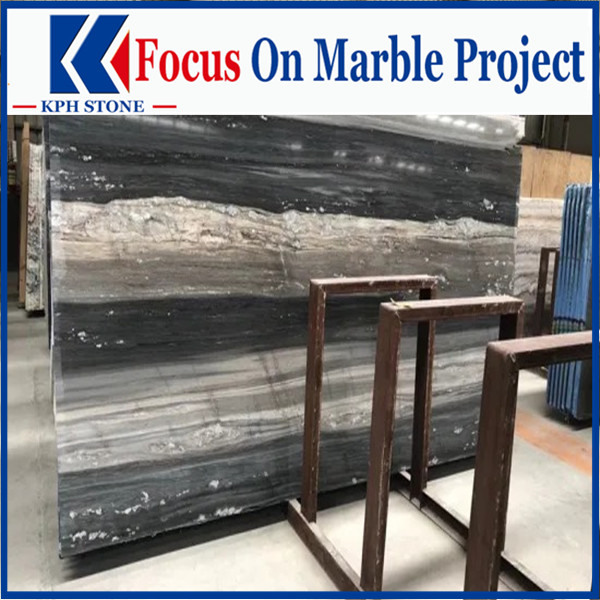 Natural palissandro marble stone