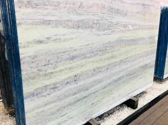 Natural White Quartize Stone Slab