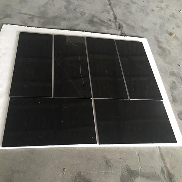 Nero Marquina Marble Tile