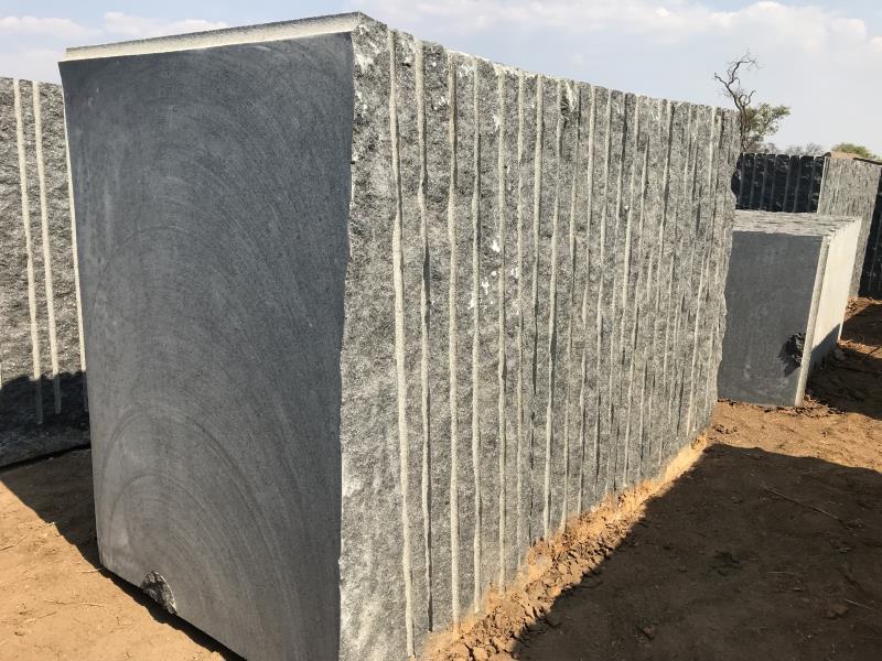 Nero Angola Granite Natural Granite Blocks