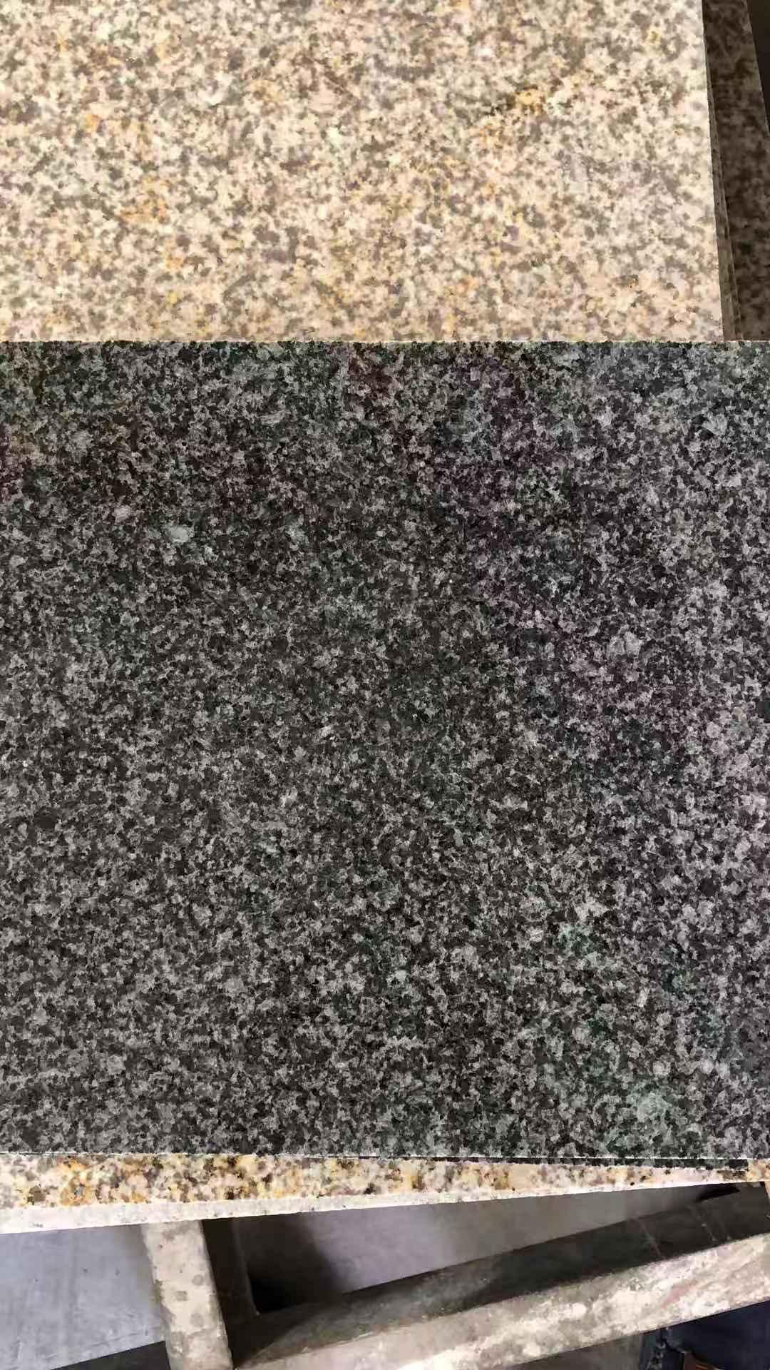 Nero Impala New Black Granite