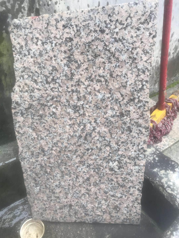 New g635 flamed granite