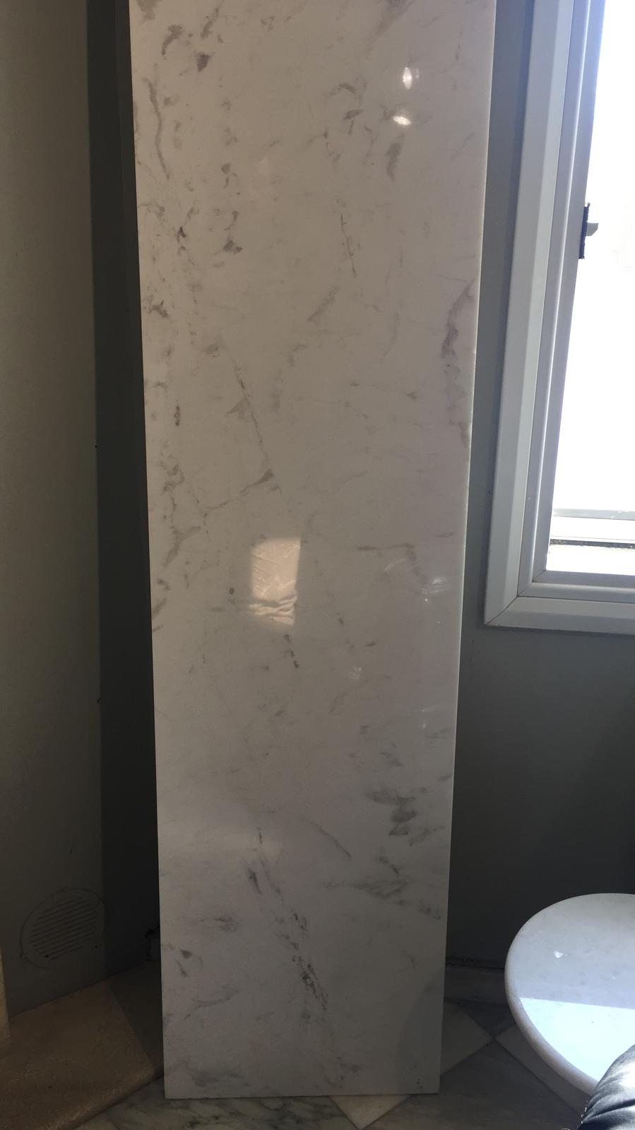 new LAC white marble tile 2