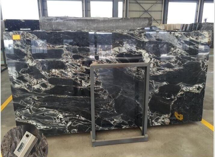 New Lava Ocean Marble Slab For Bathroom Tiles And Countertops With Cheap Price