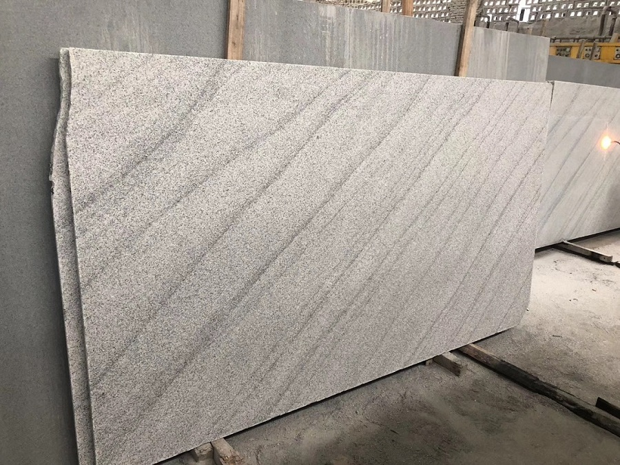 New Weiss Kang white slab
