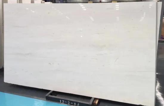 New Aristone White Marble Slab