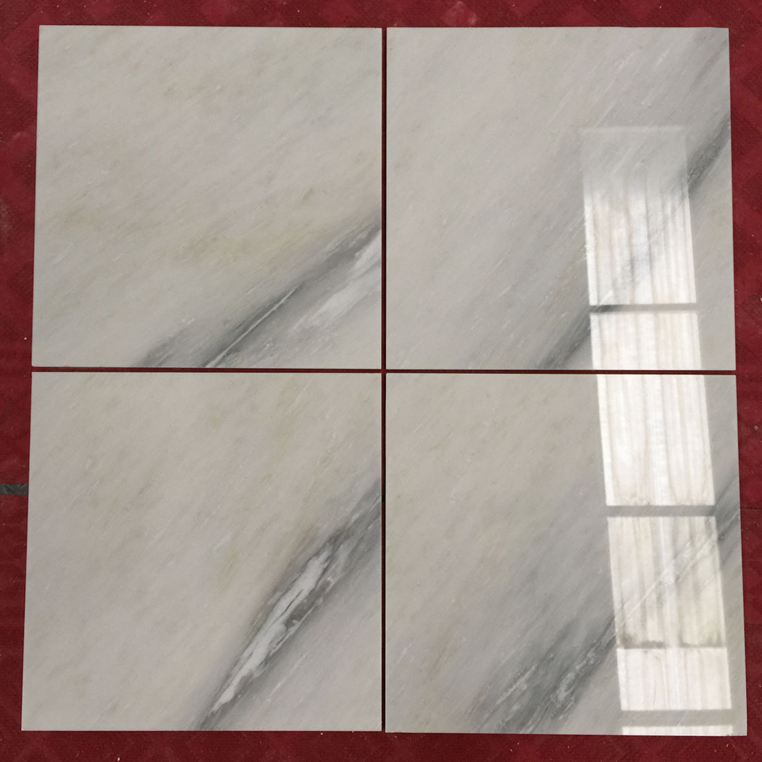 New Oriental White Marble Sheets