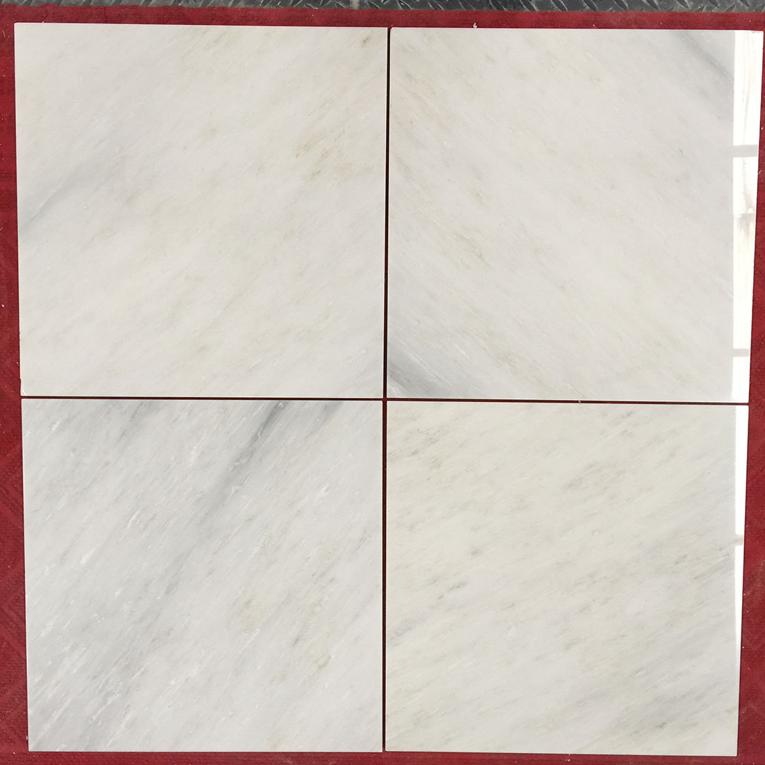 New Oriental White Villa Decoration Stone Marble Flooring Tile