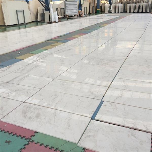 New Volakas White Marble Tiles For Walling Decor