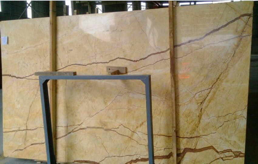 Nile Golden Marble Slabs