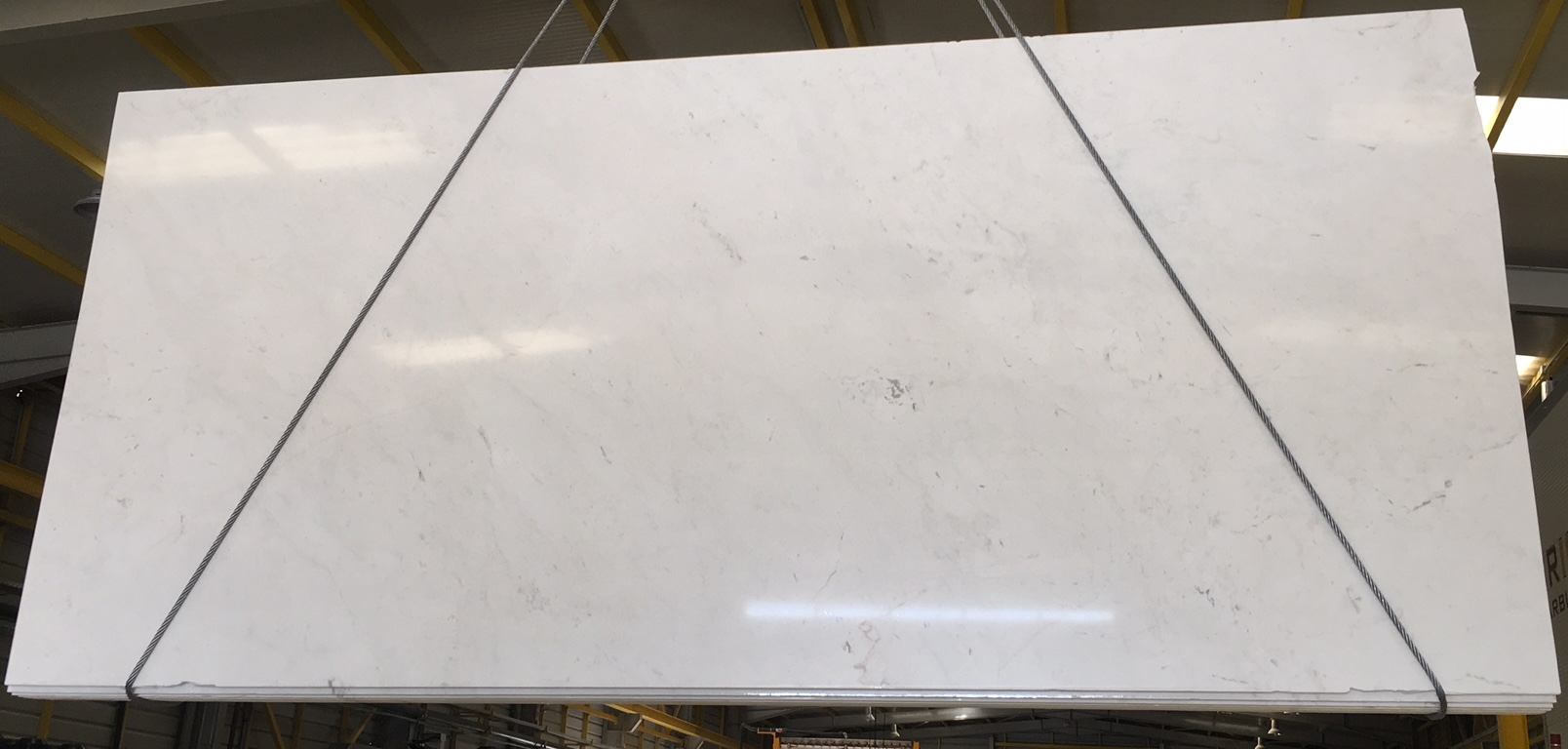Kyknos White Slabs Greece Polished White Marble Slabs