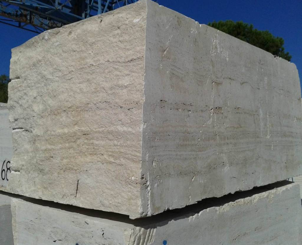 Travertino Onda Marina Travertine Blocks