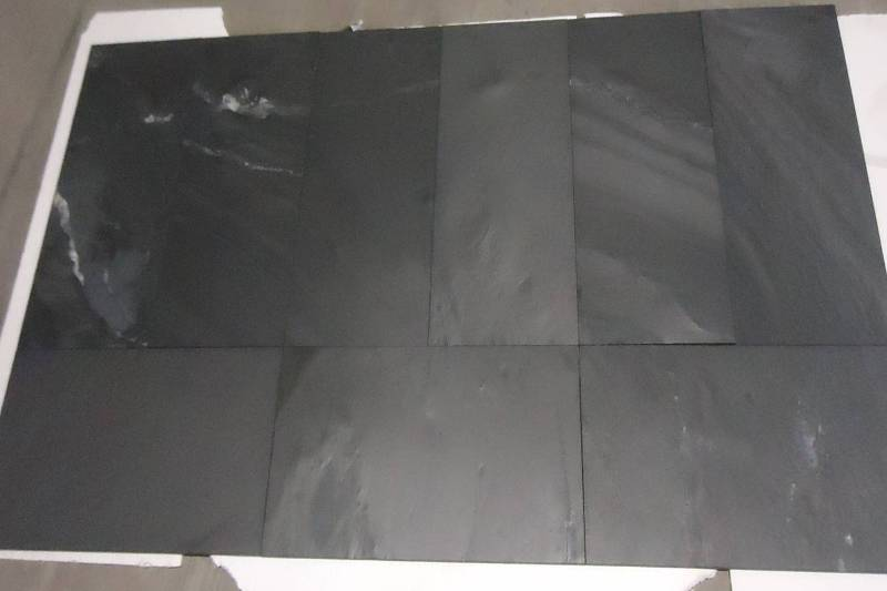 Ocean Black Slate Tiles