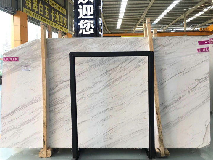 Greece Volakas Marble Slabs & Tiles