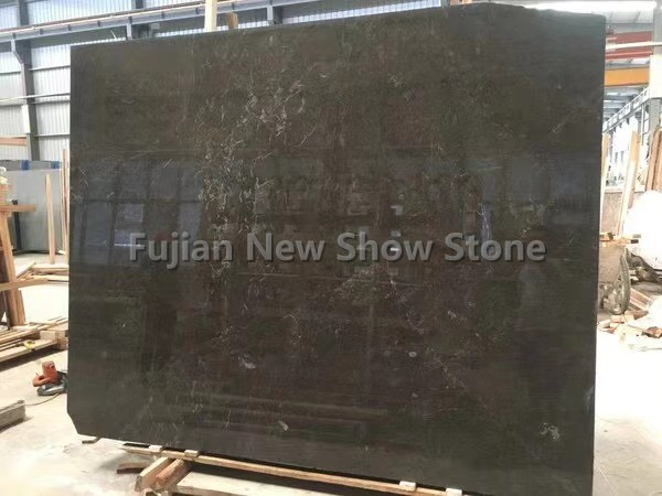 Olive Gray marble from turkey
