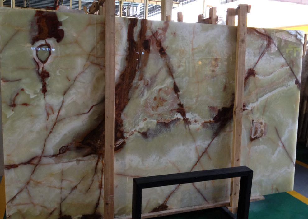 Onyx Verde Onyx Slabs Polished Green Onyx Slabs