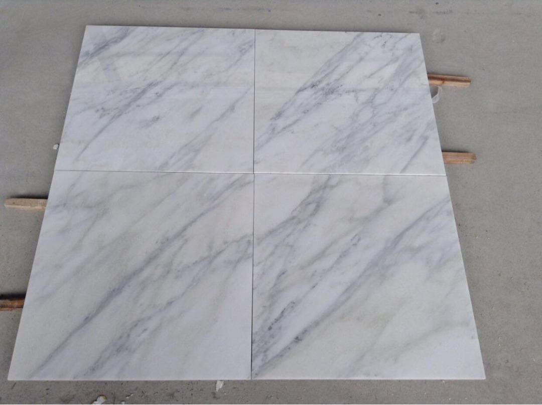 Oriental White Marble Tiles for Floor