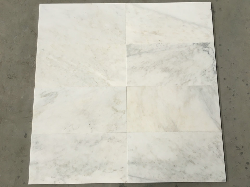 Chinese Classic Oriental White Marble Tiles