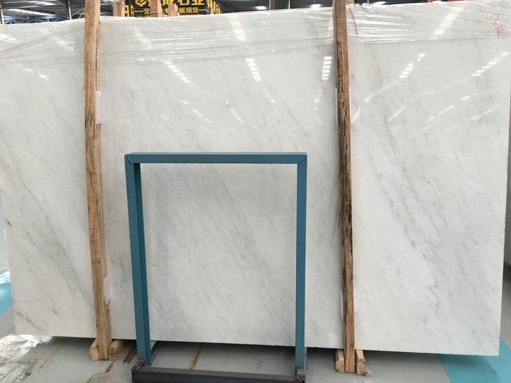 Chinese Oriental White Marble Slab & Tile