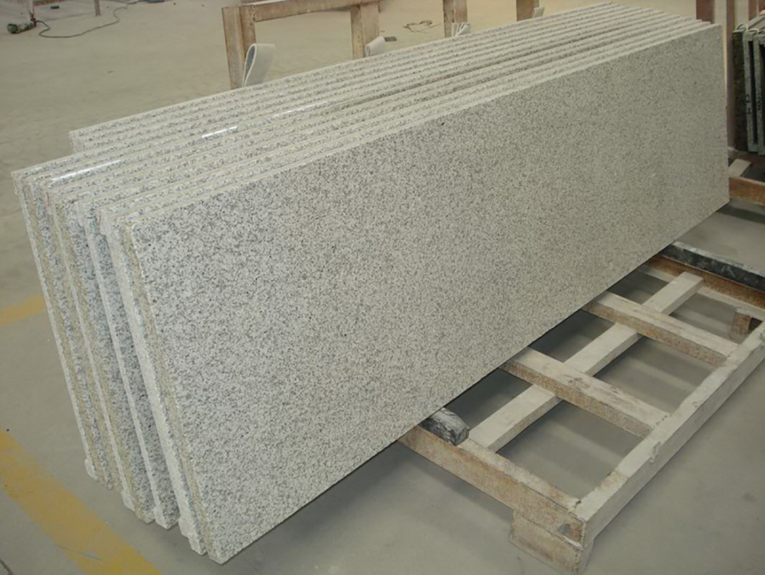 Oriental White Granite Tops