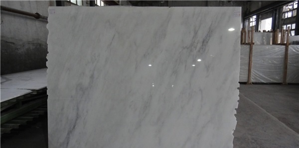 Oriental White Marble Slabs China Carrara White Slabs